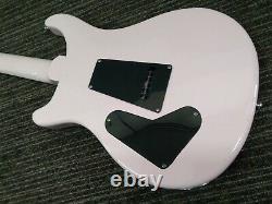 Prs Electric Guitar Se Custom 24 Pink Limited100 Bateau Du Japon 0327