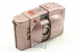 Rare! Exc+5 En Boîte Olympus Xa2 Rose + A11 Point Et Caméra De Film De Tir Du Japon