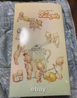 Rose O'neill Kewpie Cupie Auth 12in Pink Ribbon Doll Figure Du Japon Nouveau