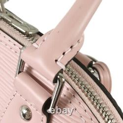 Sac À Main Louis Vuitton Epi Alma Bb 2way Cross Body M41270 Du Japon