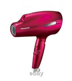 Sèche-cheveux Panasonic Nano Care 1200w Rouge Rose Eh-na99-rp Du Japon