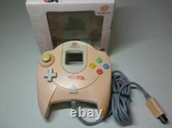 Sega Dreamcast Sakura Wars Contrôleur Hkt-7700-19 Du Japon F/s