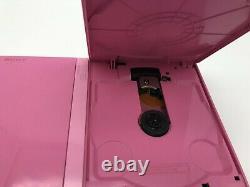 Sony Playstation 2 Console Rose Couleur Limitée Scph-77000 Du Japon