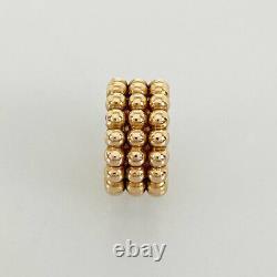 Van Cleef & Arpels Perle 18k Pink Gold (750) Pendentif Haut Du Japon