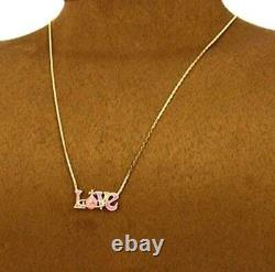 Vivienne Westwood Collier Love Logo Orb Rose No Box From Japan Unused Rare F/s